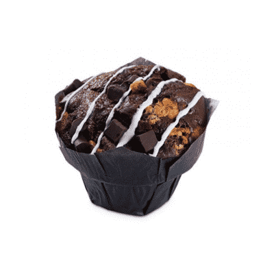 muffin chocolate overkill